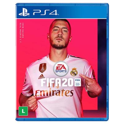 Fifa 20 Ps4 Mídia Física Standard Edition  Lacrado