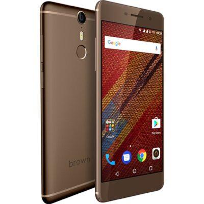 Smartphone Brown